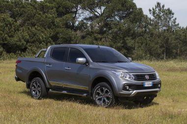 В России начались продажи копии Mitsubishi L200 под маркой Fiat