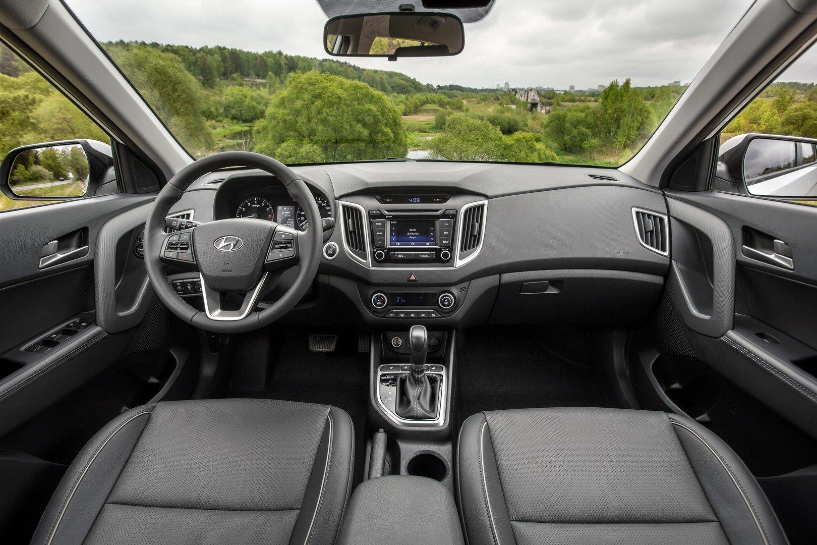 Компания Hyundai расширяет список комплектаций кроссовера Creta