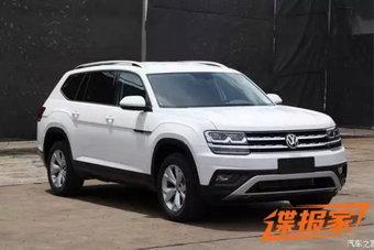 Официальная премьера Volkswagen Teramont должна состояться в ноябре, практически одновременно кроссовер покажут в США и Китае.