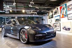 Новость о Porsche Panamera
