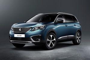 Новый Peugeot 5008 оказался кроссовером