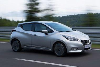 Новый Nissan Micra оказался «родственником» Renault Clio