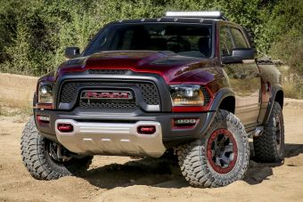 Dodge rebel trx price