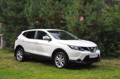 Бестселлеры рынка: Nissan Qashqai второго поколения (кузов J11)