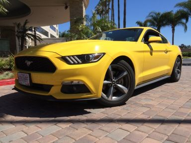 Ford Mustang, 2015
