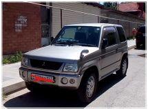 Mitsubishi Pajero Mini, 2003