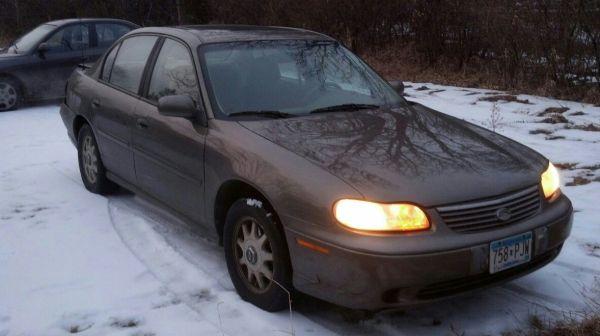 Chevrolet Malibu 1999 - отзыв владельца