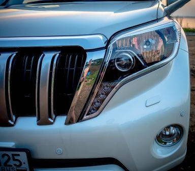 Land Cruiser Prado 2014 отзыв автора | Дата публикации 02.09.2016.