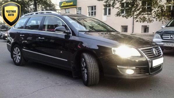 Volkswagen Passat 2009 - отзыв владельца