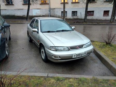 Kia Sephia 1998 - отзыв владельца