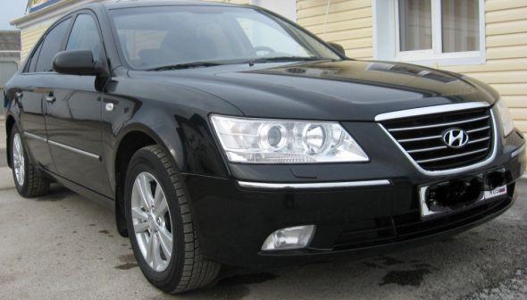 Hyundai NF 2009 - отзыв владельца