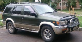 Nissan Terrano, 1998
