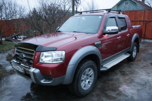 Ford Ranger 2007 - отзыв владельца