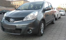 Nissan Note, 2011