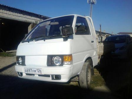 Nissan Vanette Truck 1992 - отзыв владельца