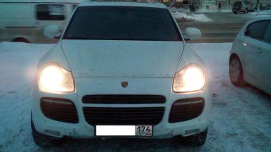 Porsche Cayenne 2004 отзыв автора | Дата публикации 14.09.2016.