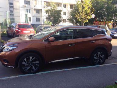 Nissan Murano, 2016