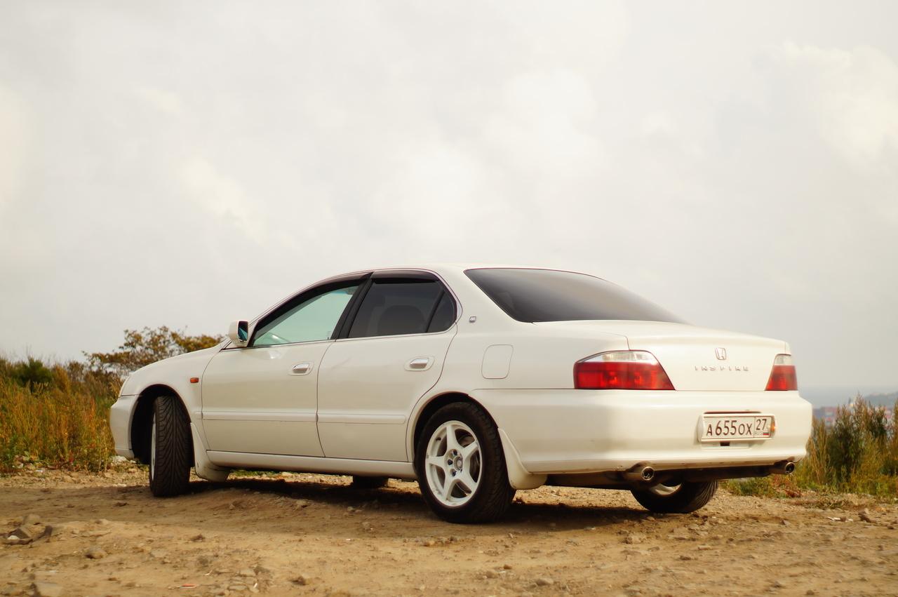 Хонда Инспайр 2002, 2.5л., Дорогие автолюбители, и люди ... Дорогие Машины Марки