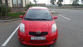 Toyota Yaris 2007 отзыв автора | Дата публикации 19.09.2016.