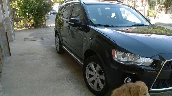 Mitsubishi Outlander 2010 - отзыв владельца