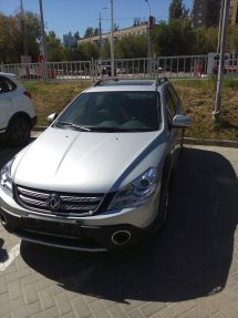 Dongfeng H30 Cross, 2016