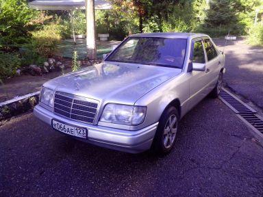 Mercedes-Benz E-Class, 1993