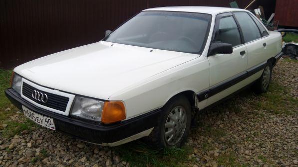 Audi 100 1990 - отзыв владельца