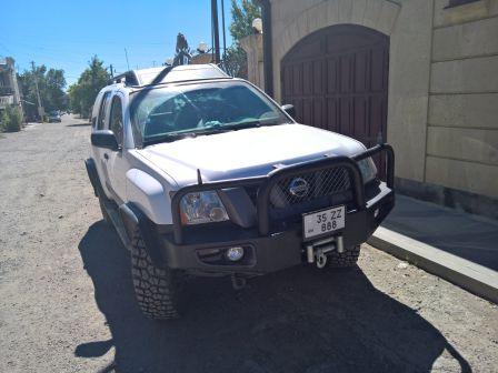 Nissan Xterra 2005 - отзыв владельца