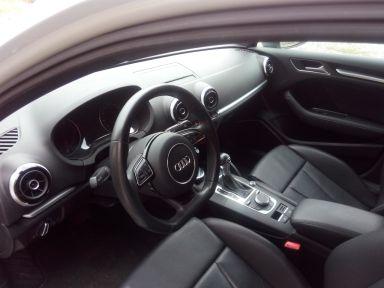 Audi A3 2014 отзыв автора | Дата публикации 23.07.2014.
