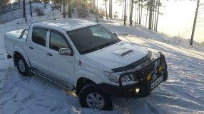 Toyota Hilux Pick Up, 2012
