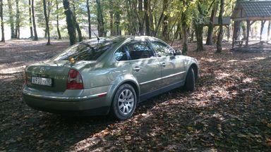 Volkswagen Passat 2002 отзыв автора | Дата публикации 18.11.2015.