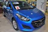 Hyundai i30. ASH BLUE (V3U)