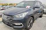 Hyundai Santa Fe. MINERAL BLUE_ГОЛУБОЙ (VU2)