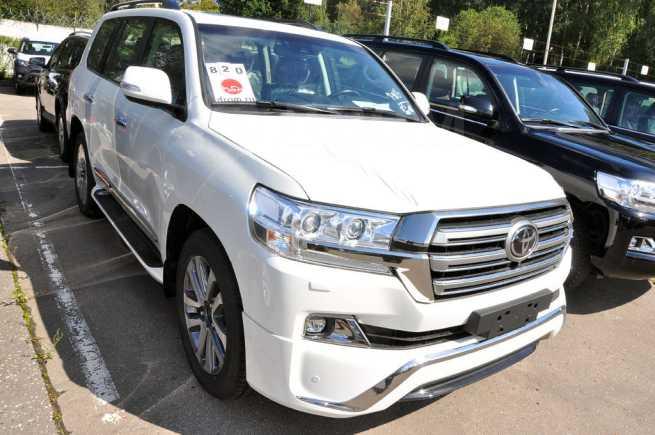 Toyota Land Cruiser, 2018 год, 5 431 000 руб.