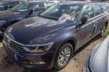 Volkswagen Passat. СИНИЙ «NIGHT BLUE»  МЕТАЛЛИК (Z2Z2)