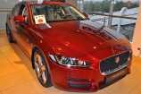 Jaguar XE. ITALIAN RACING RED
