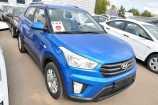 Hyundai Creta. MARINA BLUE_СИНИЙ (N4U)