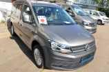 Volkswagen Caddy. СЕРЫЙ INDIUM (X3X3)