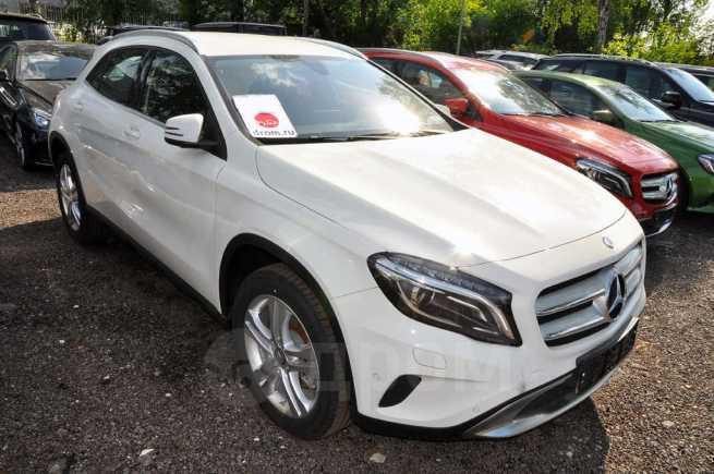 Mercedes-Benz GLA-Class, 2016 год, 2 774 680 руб.