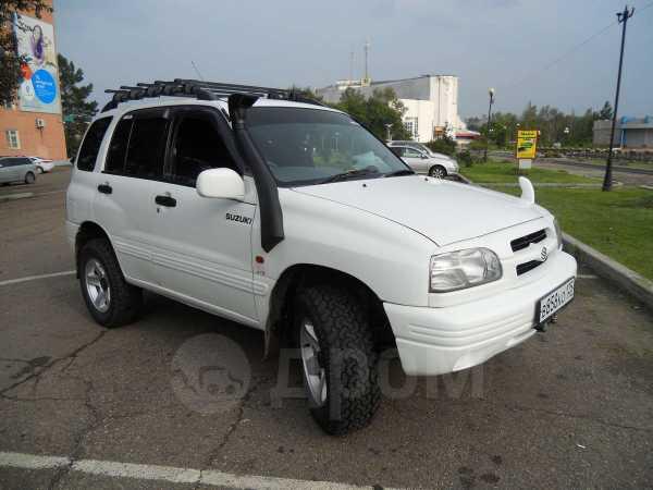 Suzuki Escudo, 1998 год, 480 000 руб.