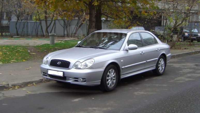 Hyundai Sonata, 2002 год, 200 000 руб.