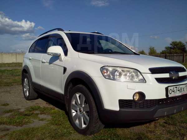 Chevrolet Captiva, 2011 год, 857 000 руб.
