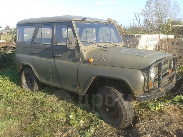 УАЗ 3151, 1997 год, 55 000 руб.