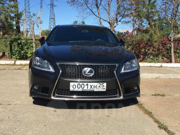 Lexus LS460, 2012 год, 2 650 000 руб.