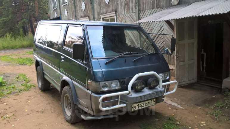 Mitsubishi Delica, 1991 год, 150 000 руб.