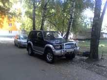 Томск Pajero 1992
