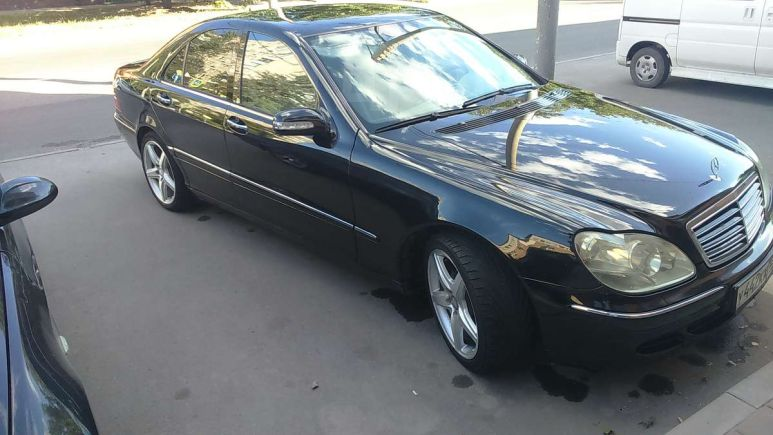 Mercedes-Benz S-Class, 2005 год, 700 000 руб.