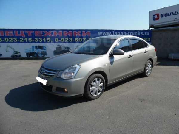 Nissan Almera, 2013 год, 497 000 руб.