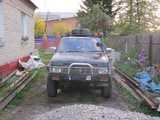 Новосибирск Террано 1994
