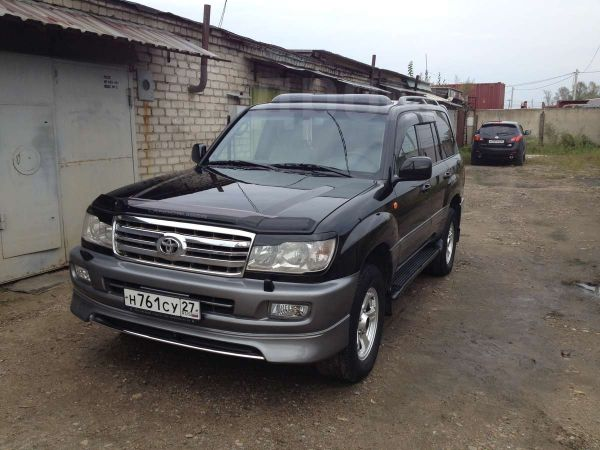 Toyota Land Cruiser, 2003 год, 1 170 000 руб.